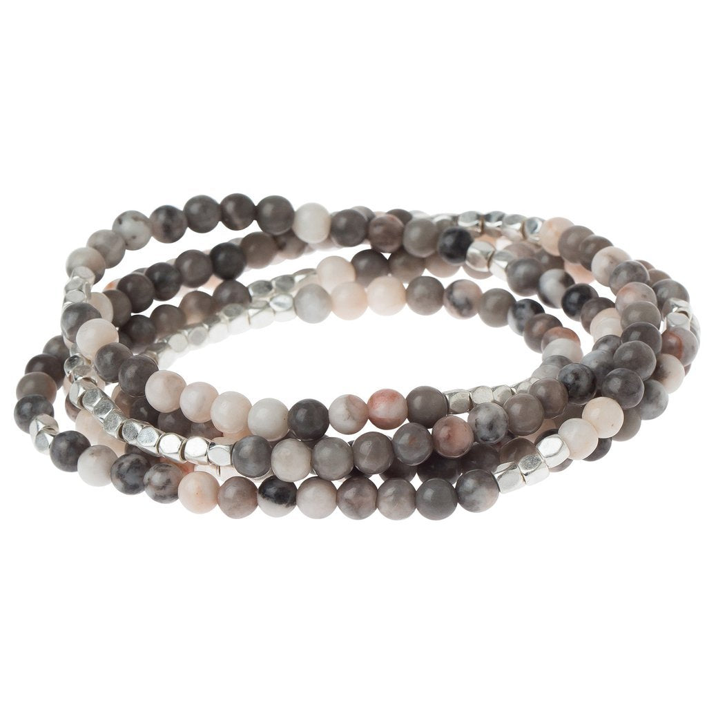 Scout Curated Wears Stone Wrap Bracelet/Necklace - Assorted Styles - juniper & mae