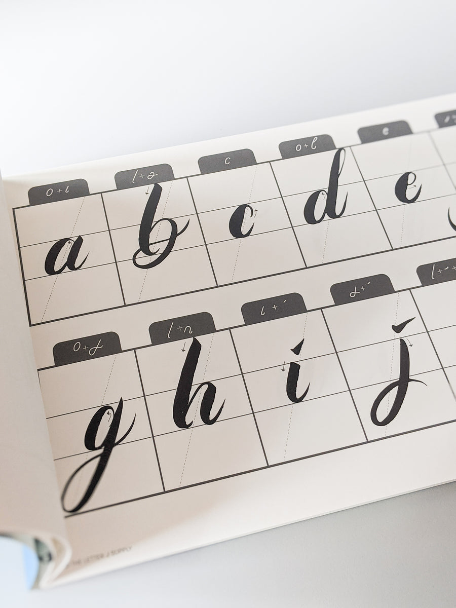 Basic Brush Calligraphy Kit