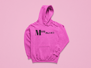 Mom-Unlimited (Pink) Sweatshirt