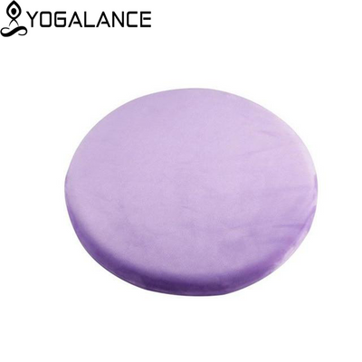 Meditation Pillow Round Memory Cotton Home