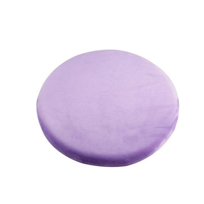 Round Meditation Pillow Memory Cotton - YogaLance