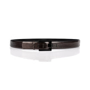Anaconda leather belt