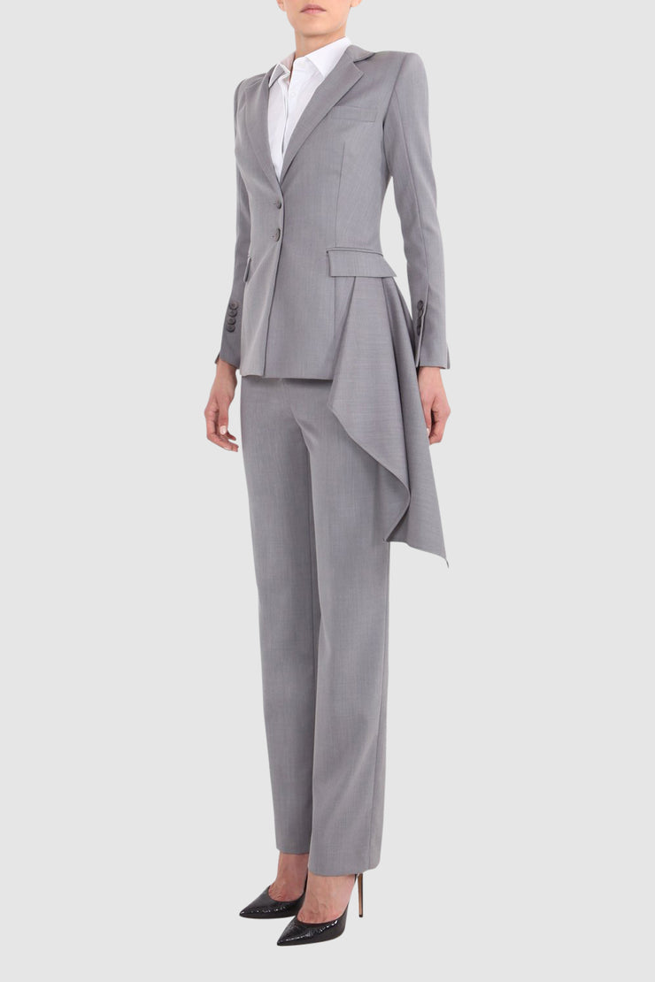 Formal Grey Suit