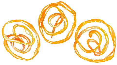 Jalebi Illustration