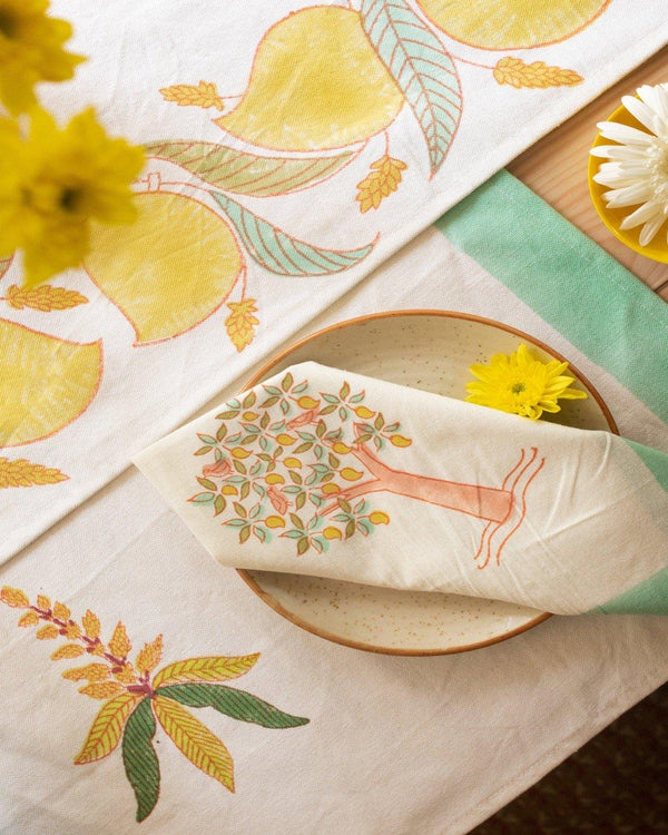 Aamrapali Placemats and Napkins