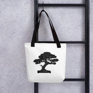 Bonsai Tree Terms Tote bag