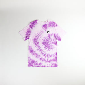 Nike Shirt Purple Rain - Swirl