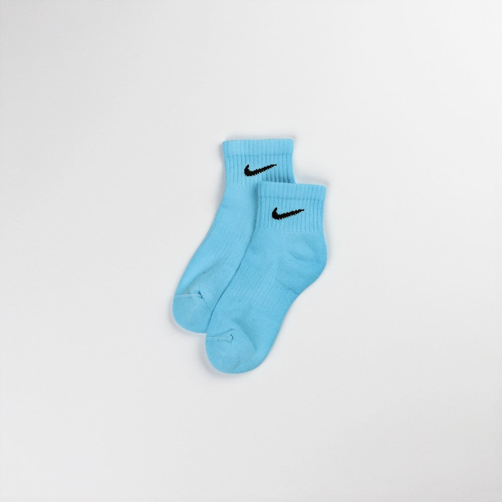 Nike Low Socks Aqua