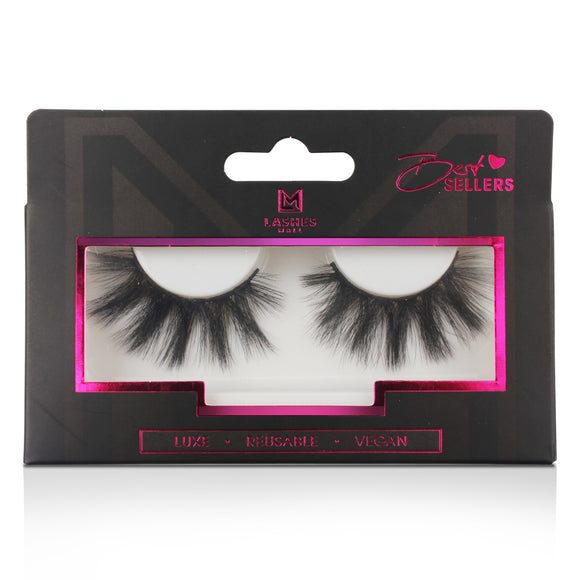 Crazy - 3D Faux Mink Lashes