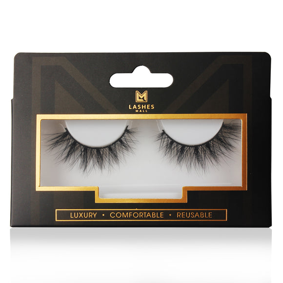 Dreamer - Luxe 3D Mink Lashes