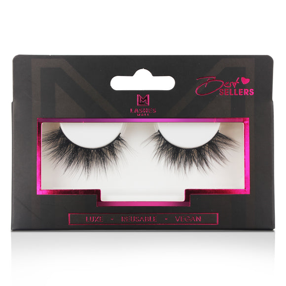 Rose- Luxe Faux Mink Lashes