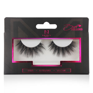 Sarah Luxe Faux Mink Lashes