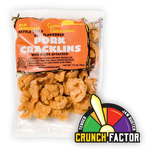 BBQ Cracklins - case of 24