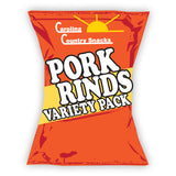 Fried Pork Rinds - Sample Pak 10 - 1.75oz Pkgs