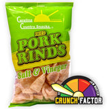 Fried Pork Rinds - Sample Pack 12 - 1.75oz Pkgs