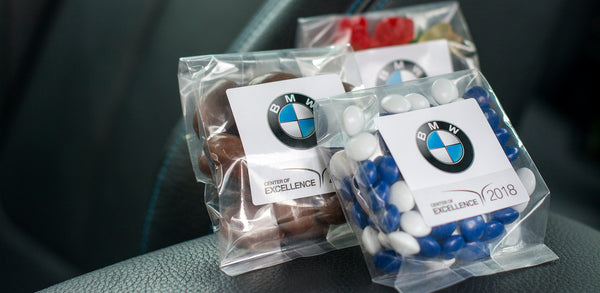 Towne BMW Amenities