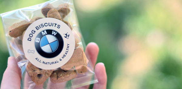 Towne BMW Dog Treats