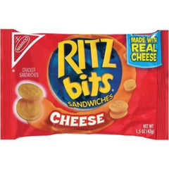 Ritz Crackers, Cheese Bits 60ct/1.5oz