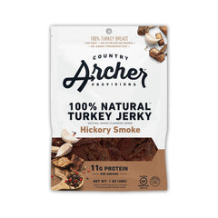 Archer Hickory Turkey Jerky, 1oz/12ct