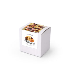 "Trail Mix, Gourmet, 3"" White Box 48ct/4oz"