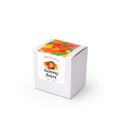 "Gummy Bears, 3"" White Box 48ct/5.0oz"