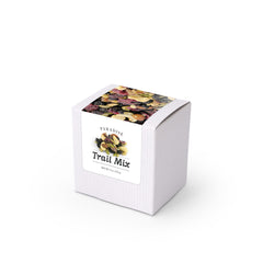 "Trail Mix, Paradise Blend, 3"" White Box 48ct/4.0oz"