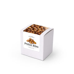 "Pretzel Bites, 3"" White Box 48ct/2oz"