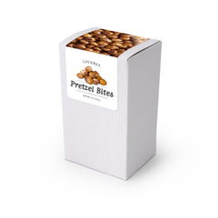"Pretzel Bites, 5"" White Box 48ct/2oz"