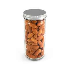 Almonds, Raw, Tall Flint Jar 24ct/5.2oz
