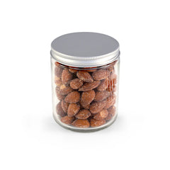 Almonds, Smoked, Medium Flint Jar 24ct/5.6oz