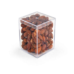 Almonds, Smoked, Geo 3 inch 48ct/4.5oz