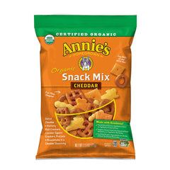Annie's Organic Snack Mix, Cheddar 12ct/2.5oz