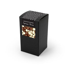 Chocolate Covered Espresso Bean Mix, Black Box 48ct/3.5oz