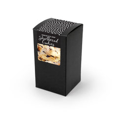 Cookies, Chocolate Chip Shortbread, Black Box 48ct/2oz