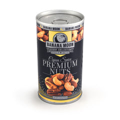 Deluxe Mixed Nuts, Cajun Spice, Banana Moon Luxury 48ct/4.0oz