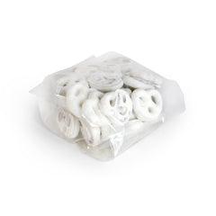 Pretzels, Greek Yogurt Covered, Cello Bag, 36ct/2.75oz