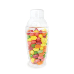 Jelly Beans, Jelly Belly Cocktail Classics®, Shaker w/ Logo 24ct/6.75oz