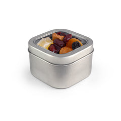 Trail Mix, Cranberry Cocktail, Square Tin, 48ct/5.0oz