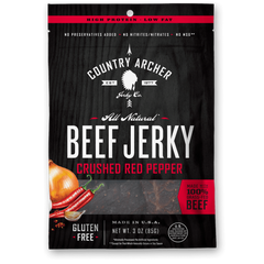 Archer Crushed Red Pepper Jerky, 1.5oz/12ct.