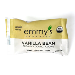 Emmy's Organic Single Serve Macaroon, Vanilla Bean 144ct.