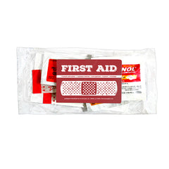 First Aid Kit Cello Bag 100ct