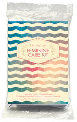 Feminine Care Kit, Cello Pack 50ct