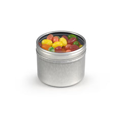 Jelly Beans, Jelly Belly Cocktail Classics®, Tin Round Window Small 48ct/4.0oz