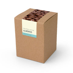 Almonds, Chocolate Covered, Kraft Box 48ct/4oz
