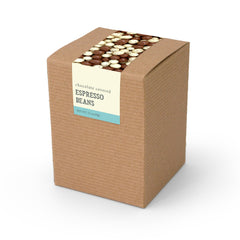 Chocolate Covered Espresso Beans, Kraft Box 48ct/3.5oz