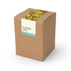 Plantain Chips, Kraft Box 48ct/1.5oz