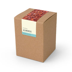 Almonds, Smoked, Kraft Box 48ct/4.0oz