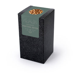 Pretzel Bites, Leather Box 48ct/2oz