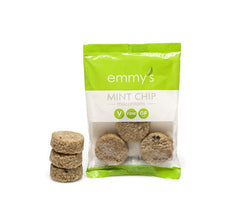 Emmy's Organic Mint Chip Macaroons 12/2oz
