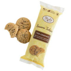 Marlo's Bakeshop, Tahini Tea Cookies, Individually Wrapped, 48ct.